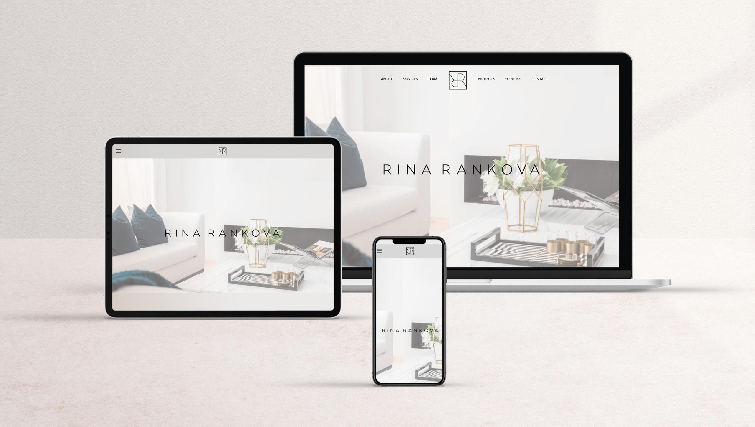 Marketing Digies Rina Rankova Web Design