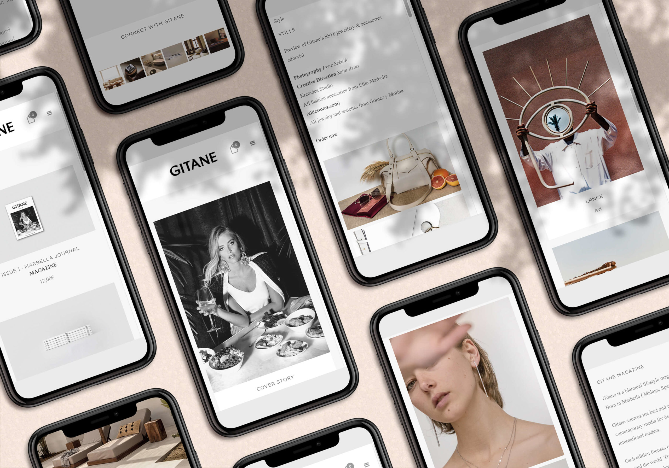 Marketing Digies Gitane Magazine Web Design (1)