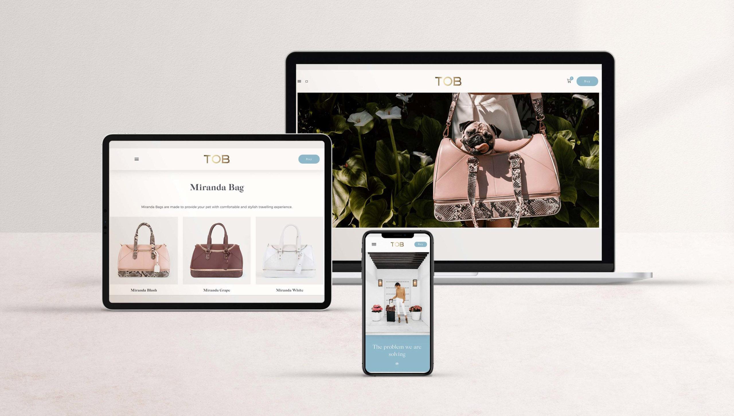 Marketing-Digies-TOB-Couture-E-Commerce-Project
